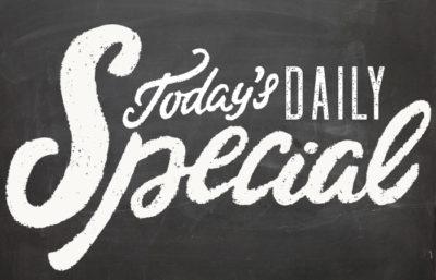 TodaySpecials